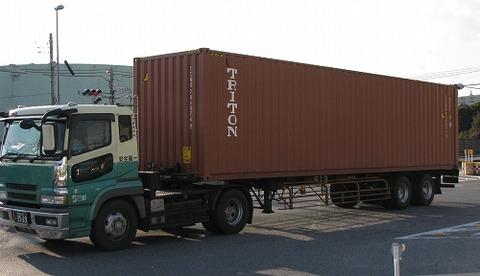 TRITON/撮影:南本牧ふ頭(2011.01.25)