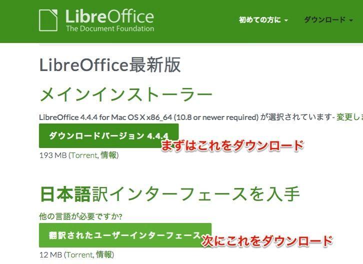 LibreOffice最新版 LibreOffice オフィススイートのルネサンス