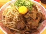 肉玉つけめん (4)