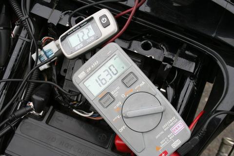 ampear&voltage