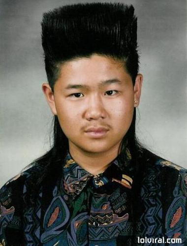 世界の変わった髪型の人たち