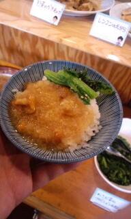 今日の母ちゃん惣菜超オススメはこれだー!1・2・3(`∇´ゞ