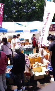 復興チャリティーイベントin茅ヶ崎(^w^)まいわい市場で参加してます♪