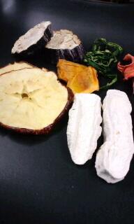 まいわい市場自家製乾燥野菜&フルーツ