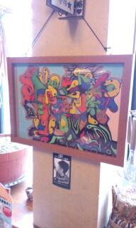 今月クックファンで展示されるアートはコレだ〜1・2・3