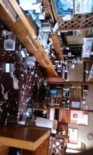 震災から六日目