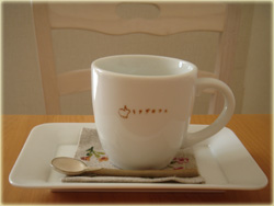 うさぎカフェオリジナルマグカップ