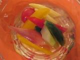 夏野菜ピクルス