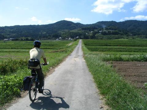 自転車 ツーリング