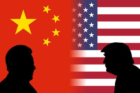 中国アメリカ