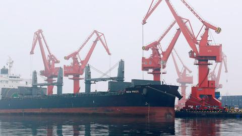 中国タンカー