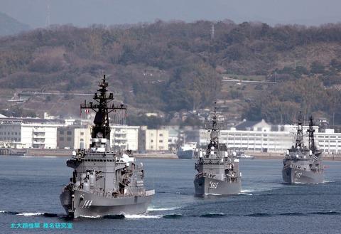 現代 駆逐艦