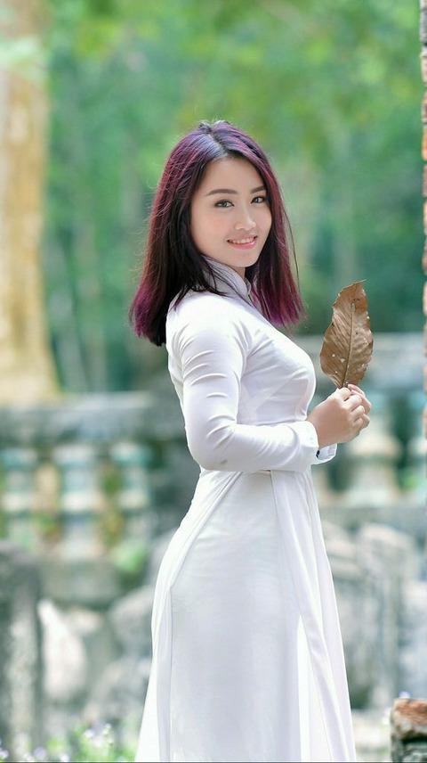 ベトナム女の子