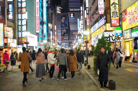 東京 歌舞伎町
