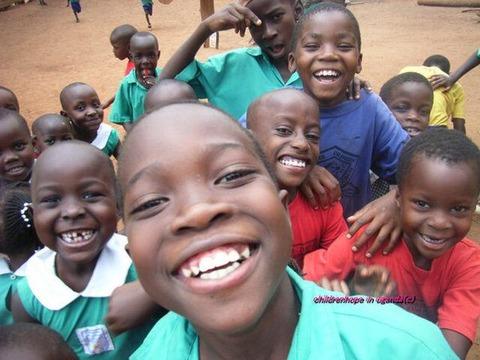 アフリカ 子供