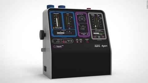 ダイソン 人工呼吸器
