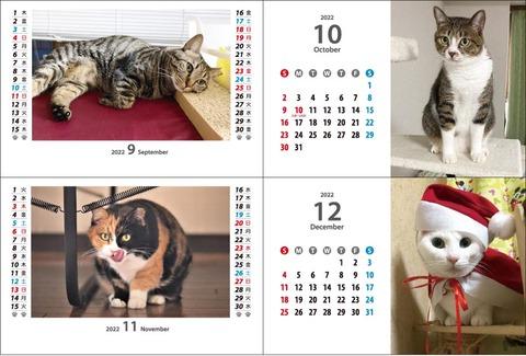 カレンダー2022_3