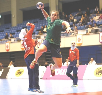 【ハンドボール】性転換の元男子代表が女子で2度目世界選手権切符