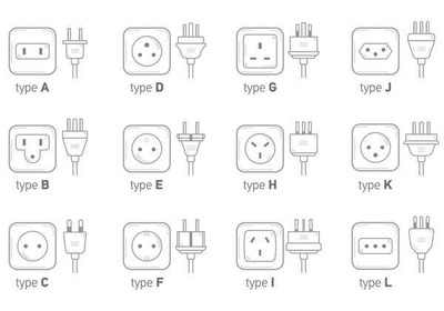 USBみたく統一せよ電圧や周波数も含めて