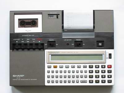 Sharp-CD-125-S