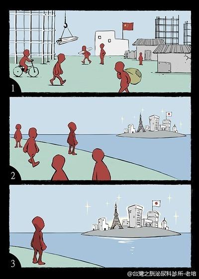 この漫画の意味わかる?