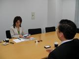 インタビュー☆竹内睦先生10