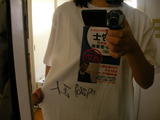 内海先生Tシャツ