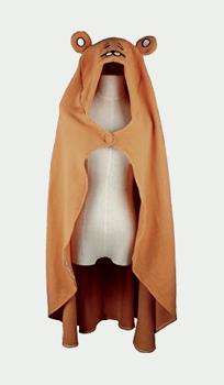Dressystar干物妹風 うまるちゃん マント 土間 埋(どま うまる)マント コスプレ衣装 フラノ