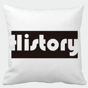 コースと主要な黒の歴史 スクエアな枕を挿入してクッションカバーの家のソファの装飾贈り物 50cm x 50cm