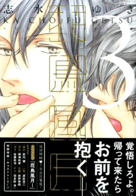 花鳥風月 (3) 初回限定版小冊子付 (ディアプラス・コミックス)