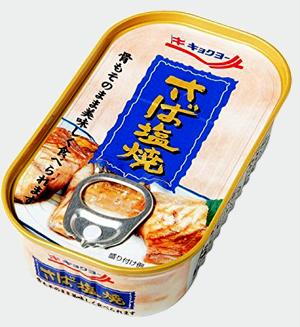 キョクヨー さば塩焼 65g×30個