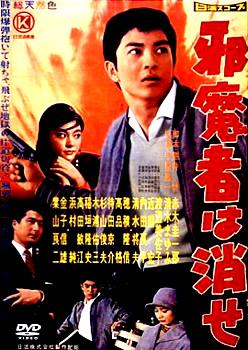 邪魔者は消せ   NYK-803 [DVD]