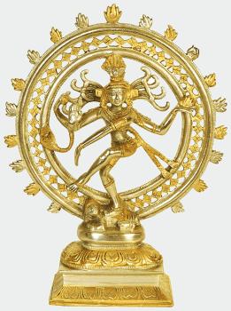 Nataraja–真鍮Statue
