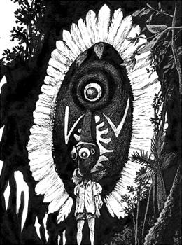 オンゴロの仮面