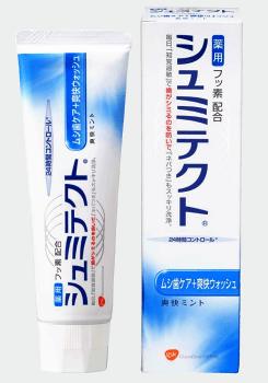 薬用シュミテクト ムシ歯ケア+爽快ウォッシュ 90g 【医薬部外品】