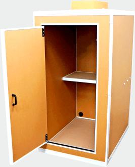 組立式 簡易防音室 だんぼっち