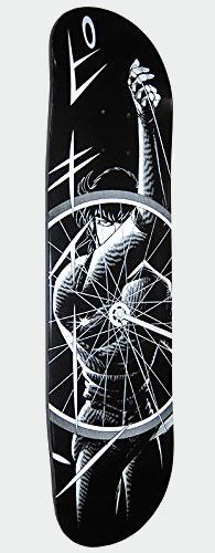 ブラックエンジェルズ x ストーク 100本限定 ナンバー入り 平松伸二描き下ろし スケートデッキ