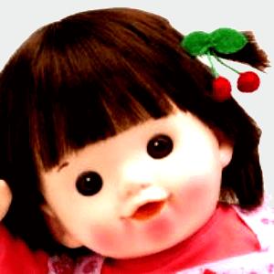 ぽぽちゃん 着せかえ ぽぽちゃん専用 フルーツ柄チュニックセット
