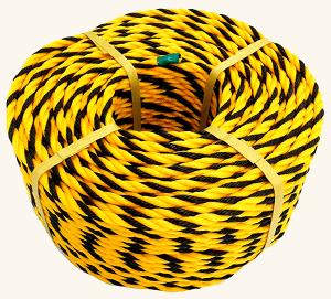アイネット 標識ロープ トラロープ #12×100m