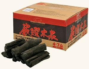 キャンパーズコレクション 厳選木炭5kg [4~7人用]