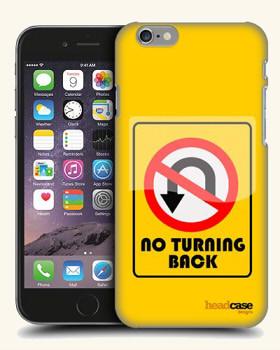 Head Case Designs 後戻りはできない ライフシグナル スナップオン ハードケース Apple iPhone 6 4.7