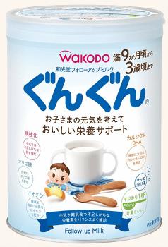 和光堂フォローアップミルク ぐんぐん830g