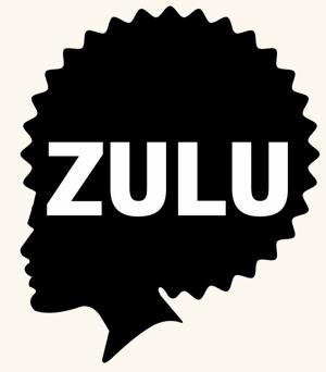Zulu車デカールノートパソコン壁ステッカー