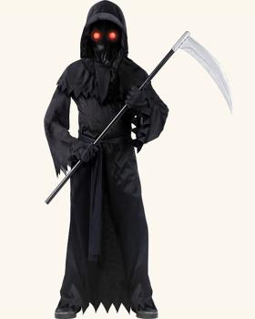 Fade In/Out Unknown Phantom Child Costume 不明なファントムチャイルドコスチュームフェードイン/アウト♪ハロウィン♪サイズ:Small (4-6)