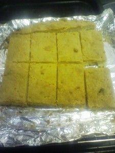 バター使い切りお菓子