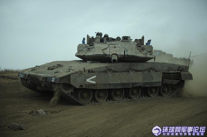 メルカバ (戦車)の画像 p1_21