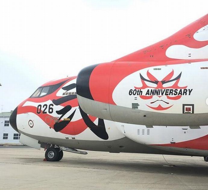 空自入間基地、C-1輸送機の60周年記念塗装を公開…航空祭は11月3日に開催!