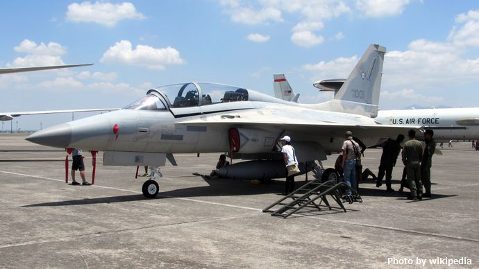 FA-50PH_-_Side_View_(Balikatan_2016)