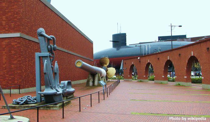 西日本豪雨災害で呉市の「大和ミュージアム」観光客が7万人→1万人に激減!