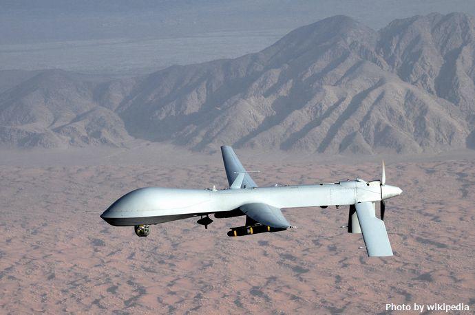 MQ-1_Predator_unmanned_aircraft